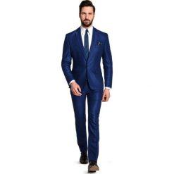 Garnitur MARCUS 1 E16-07B. Czarne garnitury męskie Giacomo Conti, z tkaniny. Za 1,499.00 zł.
