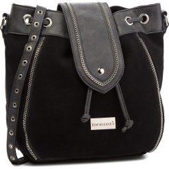 Torebka MONNARI - BAGA490-020 Black. Czarne torebki do ręki damskie Monnari, ze skóry ekologicznej. W wyprzedaży za 179.00 zł.