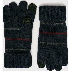 Medicine - Rękawiczki Basic. Czarne rękawiczki męskie MEDICINE, z dzianiny. Za 49.90 zł.