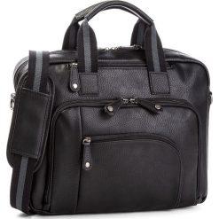 Torba na laptopa LANETTI - RM0211 Black. Czarne torby na laptopa damskie Lanetti, ze skóry ekologicznej. Za 149.99 zł.
