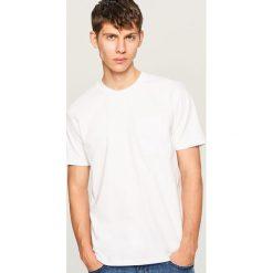 T-shirt z bawełny organicznej - Biały. T-shirty damskie marki DOMYOS. W wyprzedaży za 29.99 zł.