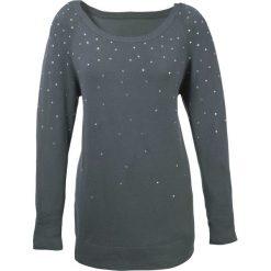 Sweter bonprix antracytowy. Swetry damskie marki bonprix. Za 89.99 zł.