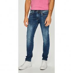 Pepe Jeans - Jeansy Finsbury. Niebieskie jeansy męskie Pepe Jeans. Za 399.90 zł.