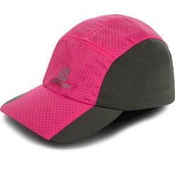 Czapka z daszkiem SALOMON - Xt Compact Cap 400453 10 G0 Pink Yarrow. Czerwone czapki i kapelusze damskie Salomon, z materiału. Za 99.00 zł.