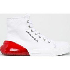 Wyprzedaż obuwie damskie Calvin Klein Jeans, bez zapięcia