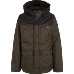 Vans WOODMOOR BOYS Kurtka zimowa grape leaf/black. Kurtki i płaszcze dla dziewczynek Vans, na zimę, z materiału. W wyprzedaży za 359.20 zł.