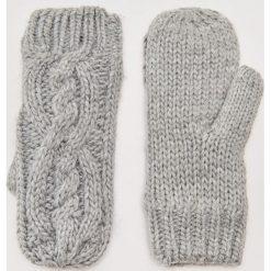 Rękawiczki z jednym palcem - Jasny szar. Rękawiczki damskie marki House. W wyprzedaży za 19.99 zł.