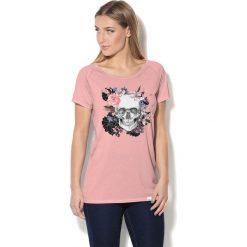 Colour Pleasure Koszulka CP-034 230 różowa r. XS/S. T-shirty damskie marki Colour Pleasure. Za 70.35 zł.