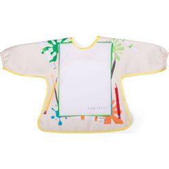 Baby Artist - Śliniak z rękawami (GAD02254). Szare śliniaki dla dzieci Baby Gadgets. Za 43.95 zł.