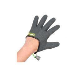 Rękawiczki wędkarskie EASY PROTECT LEWA. Szare rękawiczki męskie CAPERLAN. Za 69.99 zł.