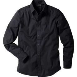 Koszula ze stretchem Slim Fit bonprix czarny. Koszule męskie marki Giacomo Conti. Za 74.99 zł.