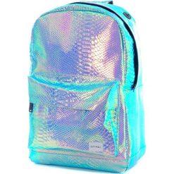 Spiral - Plecak. Niebieskie plecaki damskie Spiral, z poliesteru. W wyprzedaży za 119.90 zł.