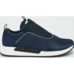 Tommy Jeans - Buty. Szare buty sportowe męskie Tommy Jeans, z jeansu. Za 449.90 zł.