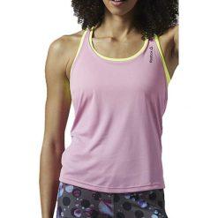 Reebok Koszulka damska biegowa Running Essentials Bra W różowa r. L (AJ0433). T-shirty damskie Reebok. Za 108.94 zł.