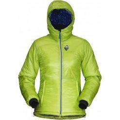High Point Barier Lady Jacket Sunny Green M. Zielone kurtki sportowe damskie High Point, z polaru. W wyprzedaży za 679.00 zł.