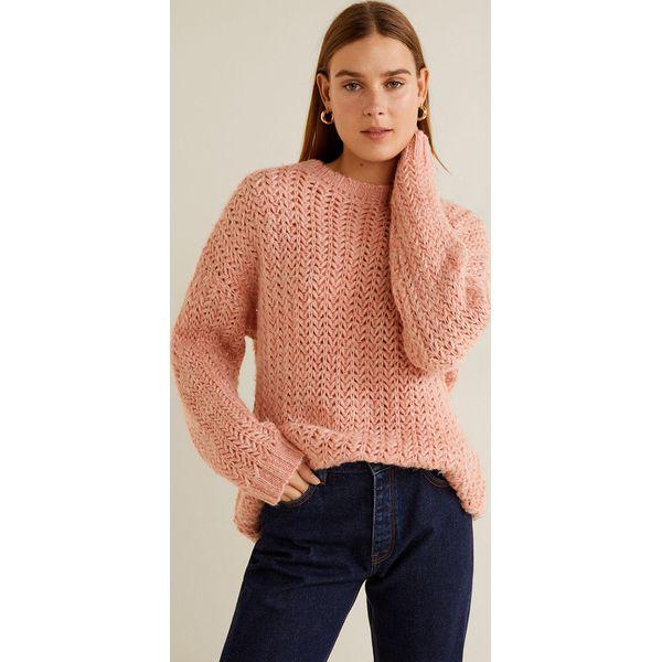 38c4932642 Mango - Sweter - Swetry damskie marki Mango. W wyprzedaży za 99.90 ...
