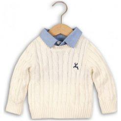 Minoti Chłopięcy Sweter Z Koszulą 122/128 Beżowy. Brązowe koszule dla chłopców Minoti. Za 115.00 zł.