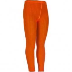 """Legginsy """"Bulls On Parade"""" w kolorze pomarańczowym. Legginsy dla dziewczynek marki OROKS. W wyprzedaży za 32.95 zł."""