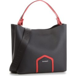 Torebka MONNARI - BAGB190-020 Black With Red. Czarne torebki do ręki damskie Monnari, ze skóry ekologicznej. W wyprzedaży za 169.00 zł.