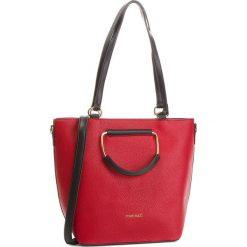 Torebka MONNARI - BAG9910-005 Red. Czerwone torebki do ręki damskie Monnari, ze skóry ekologicznej. W wyprzedaży za 199.00 zł.