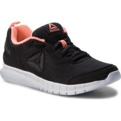Buty Reebok - Ad Swiftway Run CN5708 Black/White/Digital Pink. Czarne obuwie sportowe damskie Reebok, z materiału. Za 199.00 zł.
