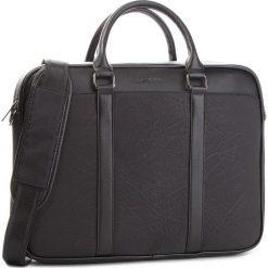 Torba na laptopa LANETTI - RM0619 Black. Czarne torby na laptopa damskie Lanetti, z materiału. Za 139.99 zł.