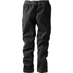 """Legginsy dżinsowe bonprix czarny """"stone"""" XXL. Jeansy dla dziewczynek marki OROKS. Za 24.99 zł."""