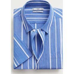 Koszule męskie z klasycznym kołnierzykiem Kolekcja lato  JfoM0