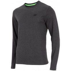 4F Koszulka Z Długim Rękawemh4Z17 tsml001 S. Czarne koszulki sportowe męskie 4f, z bawełny, z długim rękawem. W wyprzedaży za 42.00 zł.