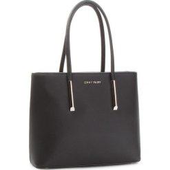 Torebka JENNY FAIRY - RC15651 Black. Czarne torebki do ręki damskie Jenny Fairy, ze skóry ekologicznej. Za 99.99 zł.