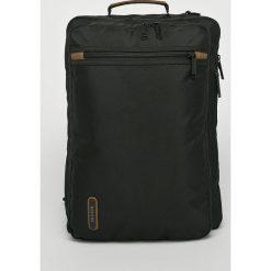 Medicine - Torba Basic. Czarne torby na laptopa męskie MEDICINE, w paski, z materiału. W wyprzedaży za 119.90 zł.