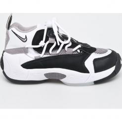 Nike Sportswear - Buty. Szare obuwie sportowe damskie Nike Sportswear, z gumy. Za 589.90 zł.