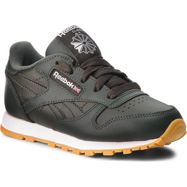Buty classic leather cn5611 soft camelwhite (Reebok)
