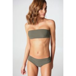 Filippa K Dół od bikini Hip - Green. Zielone bikini damskie Filippa K. Za 181.95 zł.
