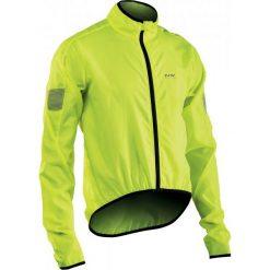 Northwave Kurtka Wodoodporna Vortex Jacket Yellow Fluo Xl. Żółte kurtki sportowe męskie Northwave. Za 155.00 zł.