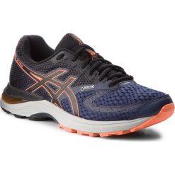 Buty ASICS - Gel-Pulse 10 G-Tx GORE-TEX 1011A009 Peacoat/Black 400. Niebieskie buty sportowe męskie Asics, z gore-texu. W wyprzedaży za 359.00 zł.
