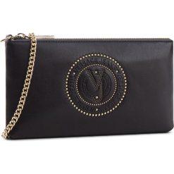 Torebka VERSACE JEANS - E3VSBPR2-70718 899. Czarne torebki do ręki damskie Versace Jeans, z jeansu. W wyprzedaży za 299.00 zł.