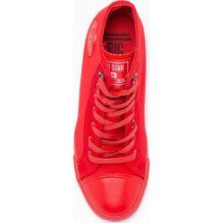 Big Star - Trampki. Czerwone trampki i tenisówki damskie Big Star, z gumy. W wyprzedaży za 99.90 zł.