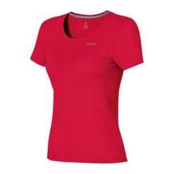 Odlo Koszulka s/s crew neck MAREN czerwona r. L (221821). T-shirty damskie Odlo. Za 55.43 zł.