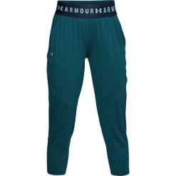 Under Armour Spodnie sportowe damskie Armour Sport Crop zielone r. S (1305468-716). Spodnie dresowe damskie marki bonprix. Za 122.90 zł.