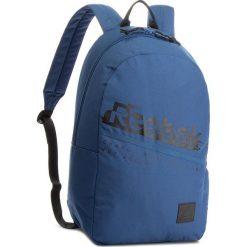 Plecak Reebok - Style Found Followg Bp CZ9754 Bunblu. Niebieskie plecaki damskie Reebok, z materiału, sportowe. W wyprzedaży za 119.00 zł.
