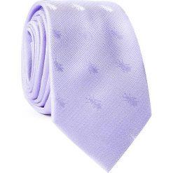 Krawat KWFR001762. Fioletowe krawaty i muchy Giacomo Conti. Za 69.00 zł.
