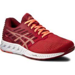 Buty ASICS - FuzeX T689N Ot Red/Flash Coral/True Red 2306. Czerwone obuwie sportowe damskie Asics, z materiału. W wyprzedaży za 349.00 zł.