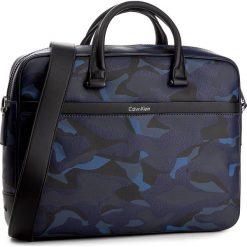 Torba na laptopa CALVIN KLEIN BLACK LABEL - Elias Slim Laptop Bag K50K502271 910. Torby na laptopa damskie marki BABOLAT. W wyprzedaży za 449.00 zł.