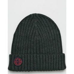 Pepe Jeans - Czapka. Czarne czapki i kapelusze męskie Pepe Jeans. Za 99.90 zł.