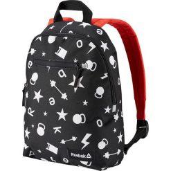 Plecak sportowy Kids U Back to School Graphic 8L czarny (AY1755). Torby i plecaki dziecięce marki Tuloko. Za 69.72 zł.