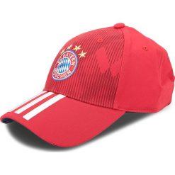 Czapka z daszkiem adidas - Fcb 3S Cap DI0244 Fcbtru/White/Conavy. Czerwone czapki i kapelusze męskie Adidas. Za 79.95 zł.