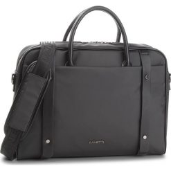 Torba na laptopa LANETTI - RM0621 Black. Czarne torby na laptopa damskie Lanetti, z materiału. Za 139.99 zł.