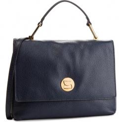 Torebka COCCINELLE - DD0 Liya E1 DD0 18 01 01 Bleu/Noir 726. Niebieskie torebki do ręki damskie Coccinelle, ze skóry. Za 1,499.90 zł.