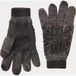 Rękawiczki - Czarny. Czarne rękawiczki męskie House. Za 39.99 zł.